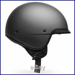Bell Scout Air Matte Titanium Motorbike Motorcycle Open Face Helmet All Sizes
