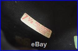 Bell-Toptex 500-TX Open Face Motorcycle Helmet 7 1/2 Long Beach California 1970