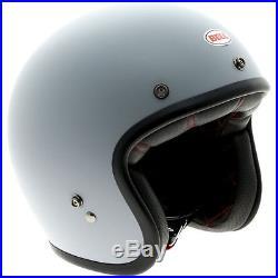 Brand New ex-display Bell Custom 500 Open Face Matt Grey Size XL RRP £169.99