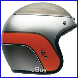 CLEARANCE Bell Custom 500 Airtrix Delinquent Open Face Jet Motorcycle Helmet