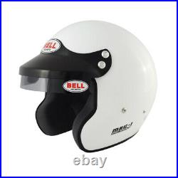 CLEARANCE Bell Mag 1 Open Face FIA Approved Helmet Race / Rally / Track