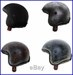 Caberg Freeride Open Face Jet Low Profile Retro Motorcycle Bike Helmet