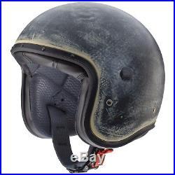 Caberg Freeride Sandy Open Face Motorcycle Bike Crash Helmet Vintage Retro Style