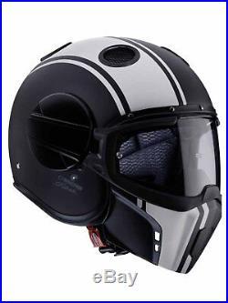 Caberg Ghost Doom Darkside Legend Open Face, Motorcycle Helmet, Free Shipping