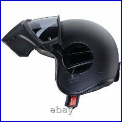 Caberg Ghost Helmet Open Face Motorcycle Motorbike Lid Gear Tri-composite L