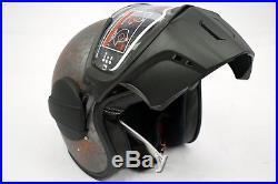 Caberg Ghost Rusty Open Face Motorcycle Helmet L Rusty