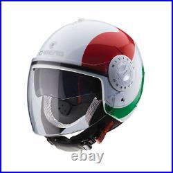Caberg Riviera Sway Italia Italian Open Face Motorcycle Scooter Bike Helmet