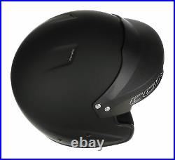 Conquer Snell SA2020 Approved Open Face Auto Racing Helmet