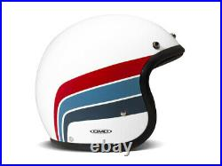 DMD Vintage Low Profile Open Face Motorcycle Motorbike Helmet Artemis