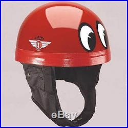 Davida Classic Racing Series John Cooper Open Face Motorcycle Helmet All Sizes