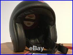 Davida Speedster V3 Open Face Helmet Size M Dot ECE Approved. Very Little Use