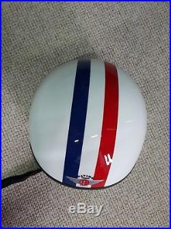 Davida open face Motobike Helmet
