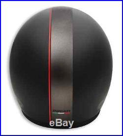 Ducati Merge Open Face Motorcycle Helmet by Bell Matte Black 98103570