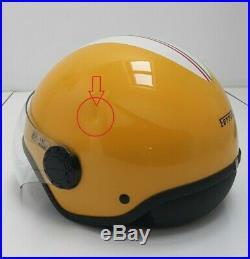 FERRARI # 010185722 Official Product Open Face Helmet Helm casque scooter