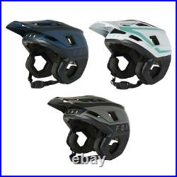 Fox Dropframe Pro Helmet SP21 Mountain Bike Open Face Trail Enduro MTB