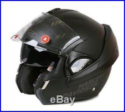 Harley Davidson Fxrg Helmet Shark Evo Open Full Face