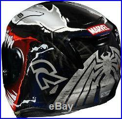 HJC Full Face RPHA 11 PRO Venom 2 Size Large (Open Box)
