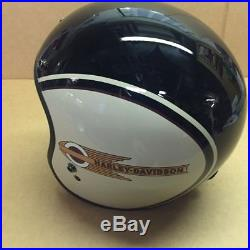 Harley-Davidson Arai Open Face Helmet Large