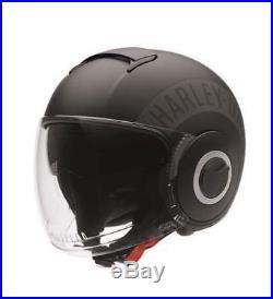 Harley Davidson Commuter Open Face Helmet