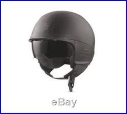 Harley Davidson Delton Open Face Motorcycle Helmet Matt Black