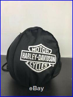 Harley-Davidson Open Face Helmet EU/UK Road Legal Bell Custom 500 Matte