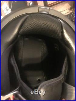 Harley Pilot / Scorpion Covert Exo Open-Face Modular Helmet Matte Black Large