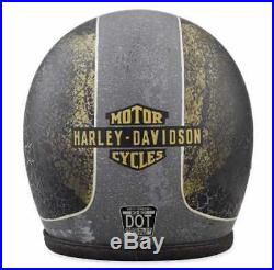 Harley-davidson Needles Highway Open Face Helmet Bell 98181-18ex XXL