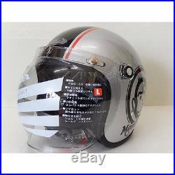 Honda Riding Gear Open Face Monkey Helmets / Genuine Brand New Products / Japan