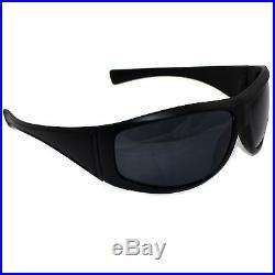 Ls2 Of583 Matt Black Open Face Low Profile Motorbike Custom Bobber Helmet New