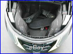 Motorcycle Helmet Flip up, Full & open face, LS2 FF399 Valiant used for 2 hours