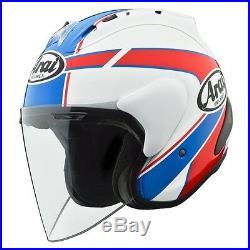 New Arai SZ-RAM4 SCHWANTZ Motorcycle Open Face Helmet S, M, L, XL