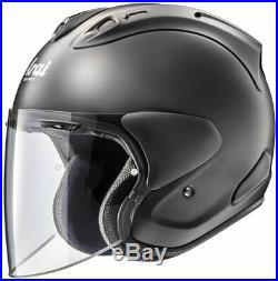 New Arai VZ-RAM helmet Flat Black size M or L or XL Open Face Motorcycle