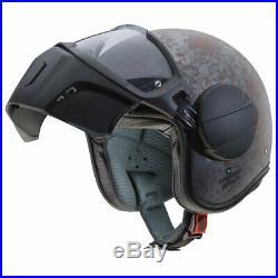 New Caberg Jet Ghost Rusty Helmet Open Face Helmet Was $499.95