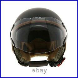 Nexx SX. 60 Jazzy Open Face Motorcycle Motorbike Helmet Matt Black