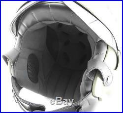 OPEN FACE MOTORCYCLE HELMET OSBE GPA AIRCRAFT TORNADO GREEN M 57-58 cm