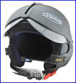 Open Face Motorcycle Helmet Gpa Tornado Bluetooth Headset Intercom Radio Phone S