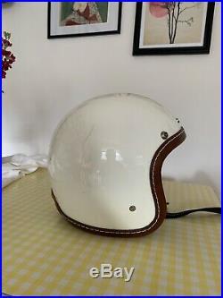 Open face motorcycle helmet low profile, Chopper Helmet, Tt And Co Japanese