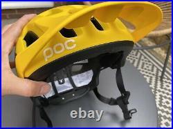 POC Tectal MTB Helmet Open Face Enduro Trail Mountain Bike