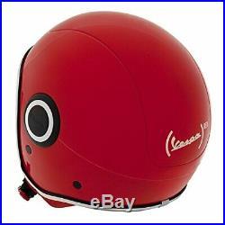 Piaggio Vespa Helmet VJ1 V-946 RED open face helmet 606518 SIZE M 57-58cm