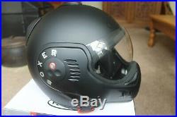 ROOF Boxer Flip Jet Open Full Face Helmet. Excellent condition