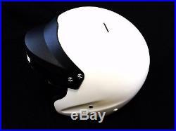 Rjs Racing Helmet XXL 2x White Sa2015 Open Face Snell Sa 2015 Rating