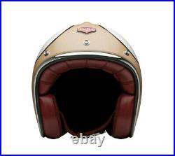 Ruby Helmet Open Face ROSAMOND