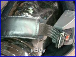 SHOEI H1 vintage open face helmet Helm, no robocop domo arai bell magnum toptex