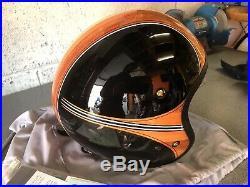 SHOEI JO WAIMEA Open Face Helmet Cafe Racer MEDIUM