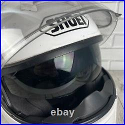 SHOEI NEOTEC Helmet size Medium 57-58 cm White Open Face