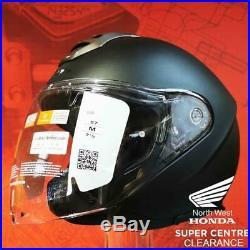 Schuberth M1 London Open Face Motorcycle Helmet Matt Black 2X Large (XXL)