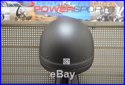 Scorpion COVERT 3 in 1 Full Face 3/4 Open Face Road Helmet Matte Black Size 2XL