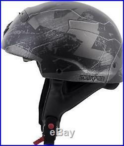Scorpion Covert Open-face Ratnik Helmet Phantom Xs Cov-1012 Closeout