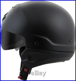 Scorpion Covert Open-face Solid Helmet Matte Black XL