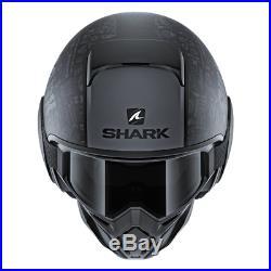 Shark Street Drak Tribute RM Open Face Motorcycle Helmet